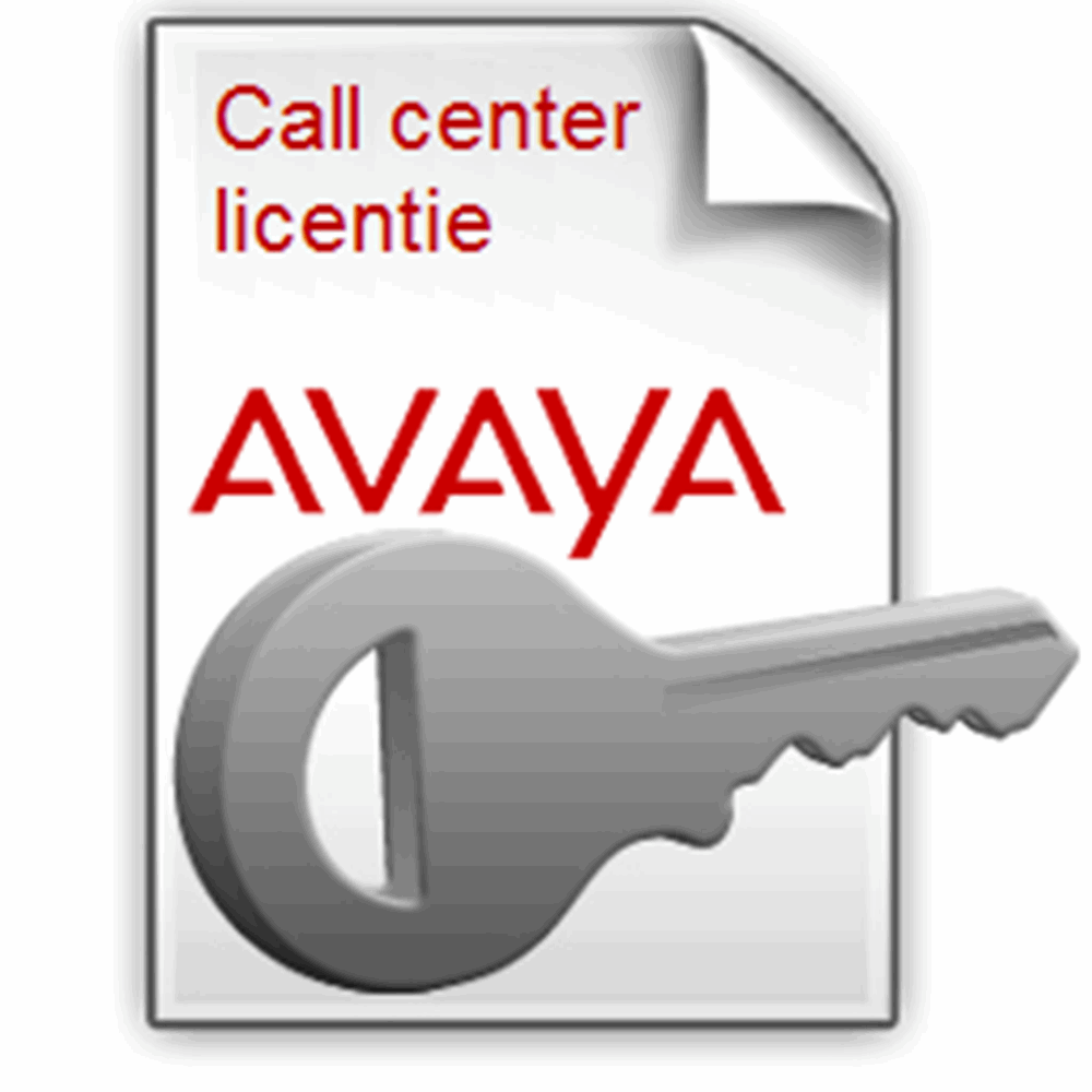 LICENTIE VOOR CALL CENTER VCE AGENT R9
