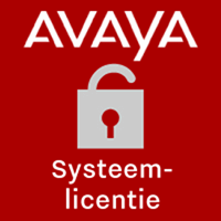 Avaya Session Border Controller Licentie (encryptie)